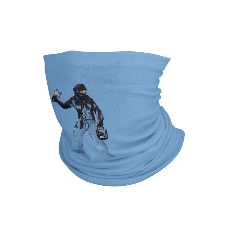 Stealth Ninja Accessories Neck Gaiter by Rax's Artist Shop