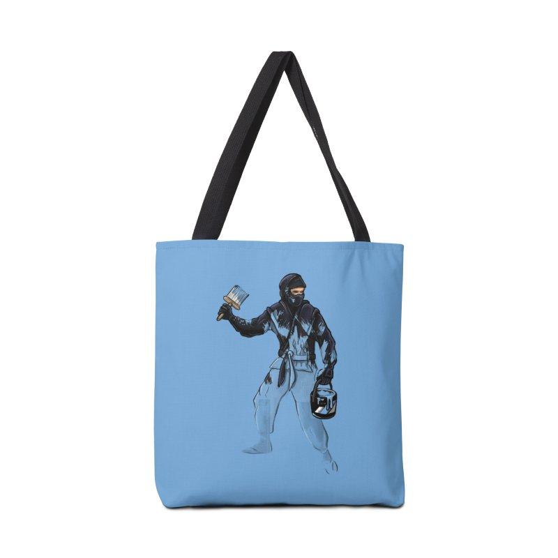 Stealth Ninja Accessories Bag by Rax's Artist Shop