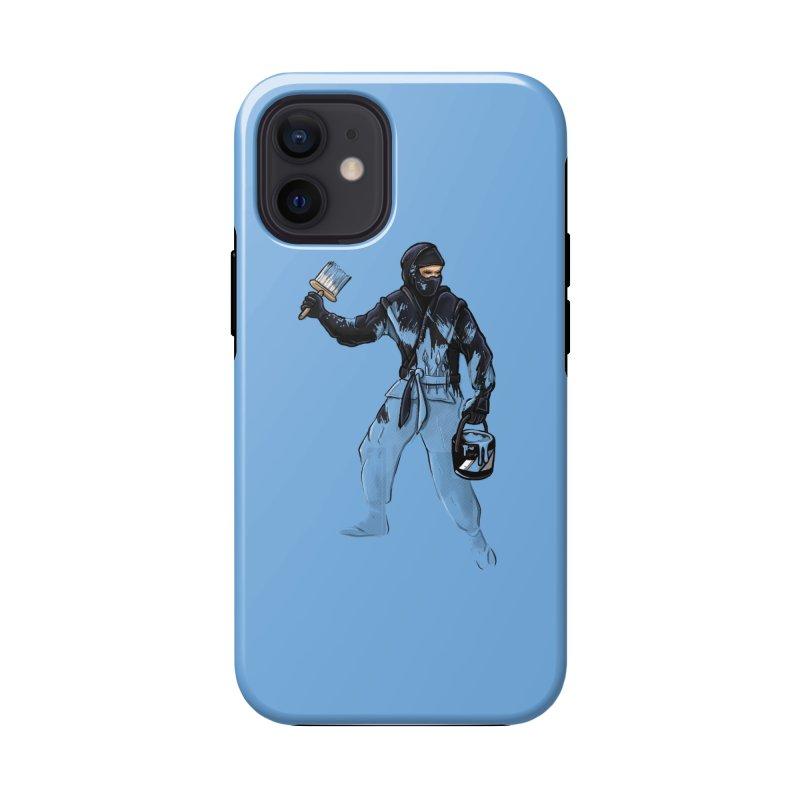 Stealth Ninja Accessories Phone Case by Rax's Artist Shop