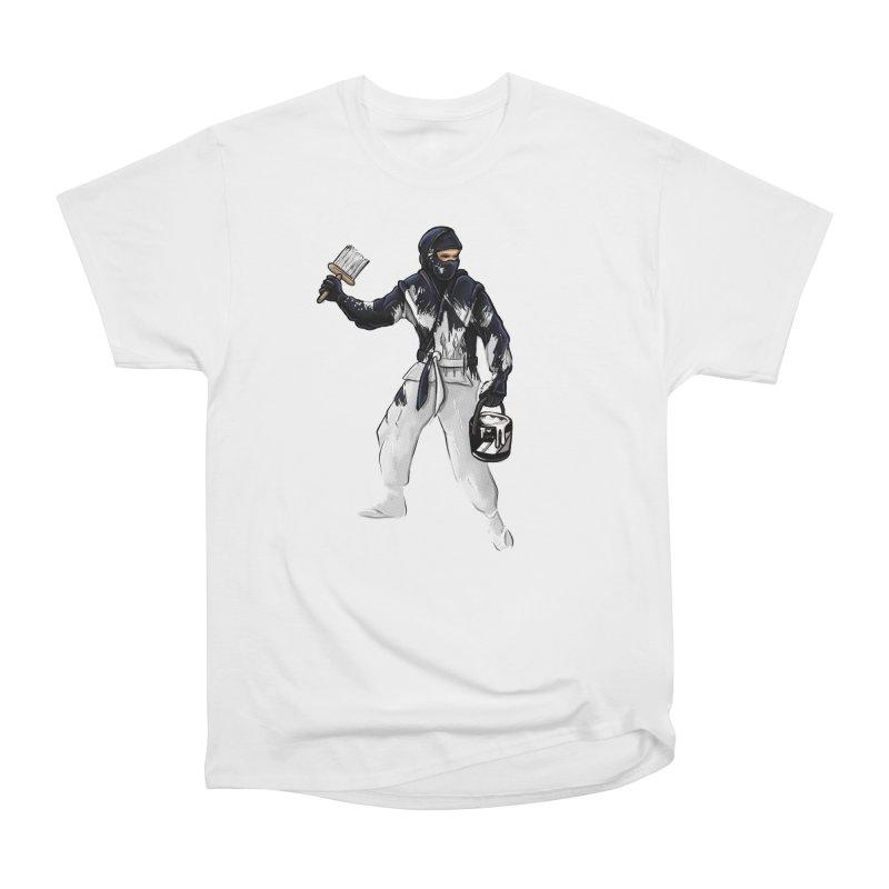 Stealth Ninja Women's T-Shirt by Rax's Artist Shop