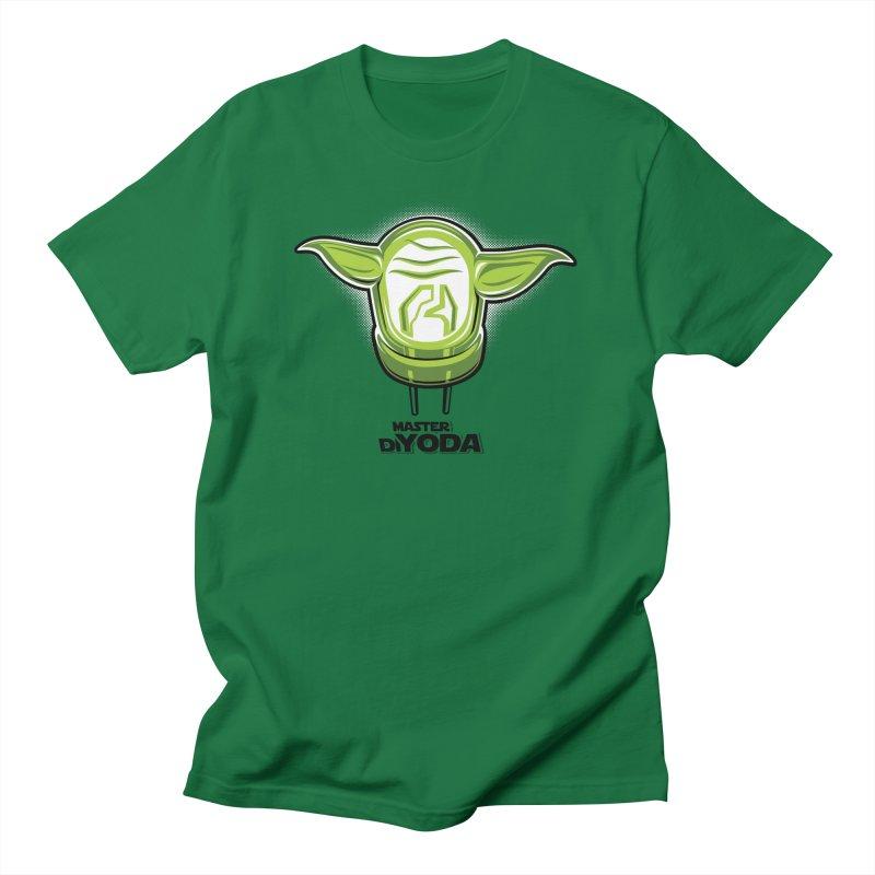 Master DiYoda Men's T-Shirt by Rax's Artist Shop