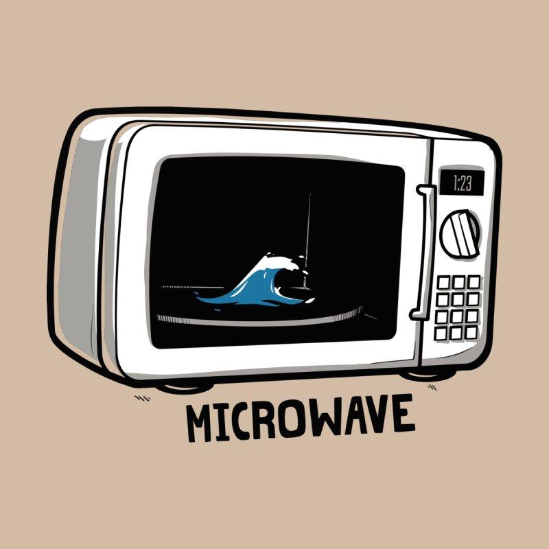 Microwave Men's T-Shirt by Rax's Artist Shop