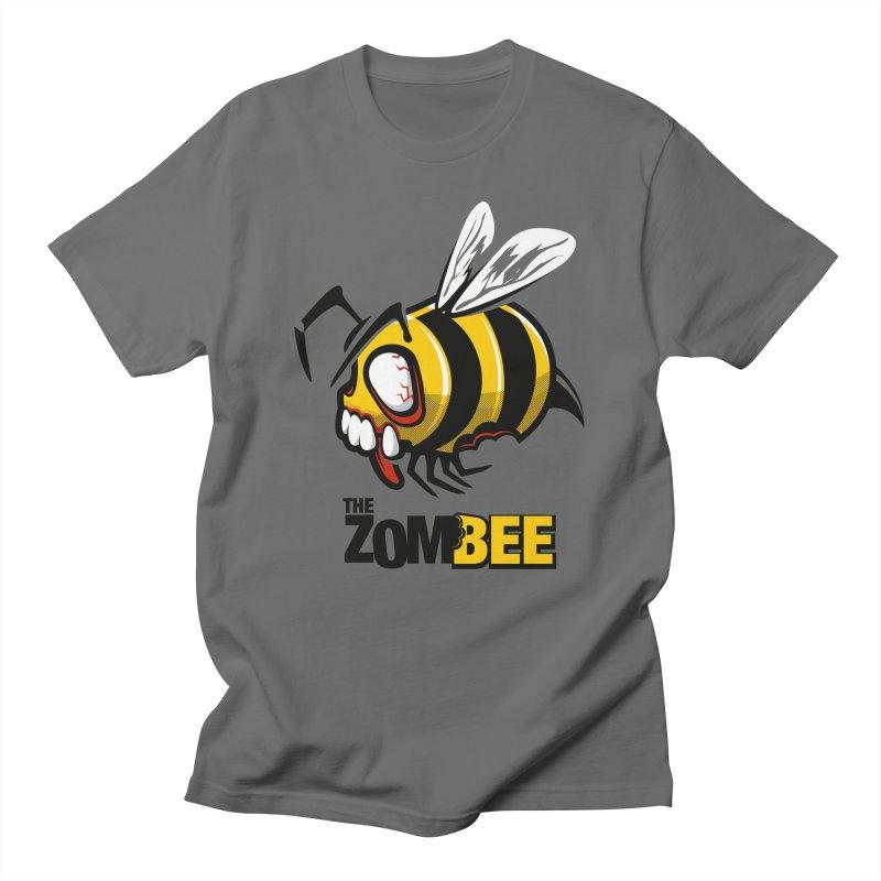 ZomBee Men's T-Shirt by Rax's Artist Shop