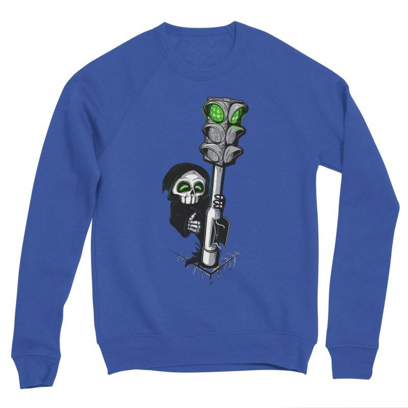 Traffic lights Men's Sweatshirt by Rax's Artist Shop