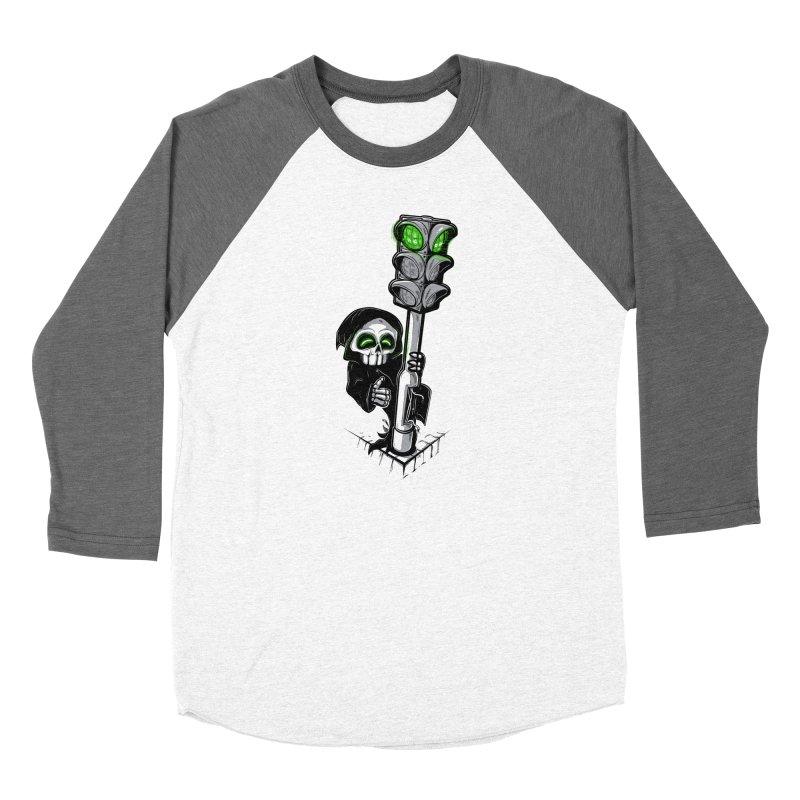 Traffic lights Women's Longsleeve T-Shirt by Rax's Artist Shop