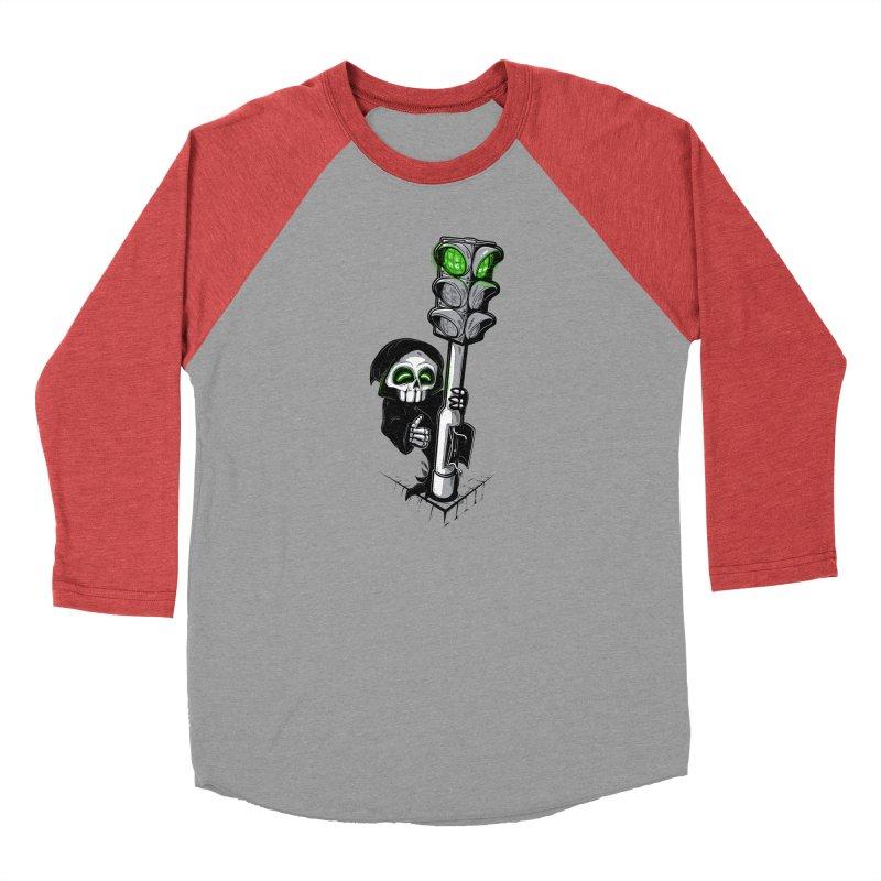 Traffic lights Men's Longsleeve T-Shirt by Rax's Artist Shop
