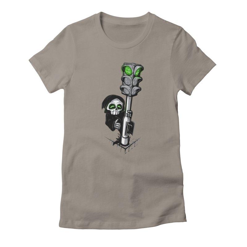 Traffic lights Women's T-Shirt by Rax's Artist Shop