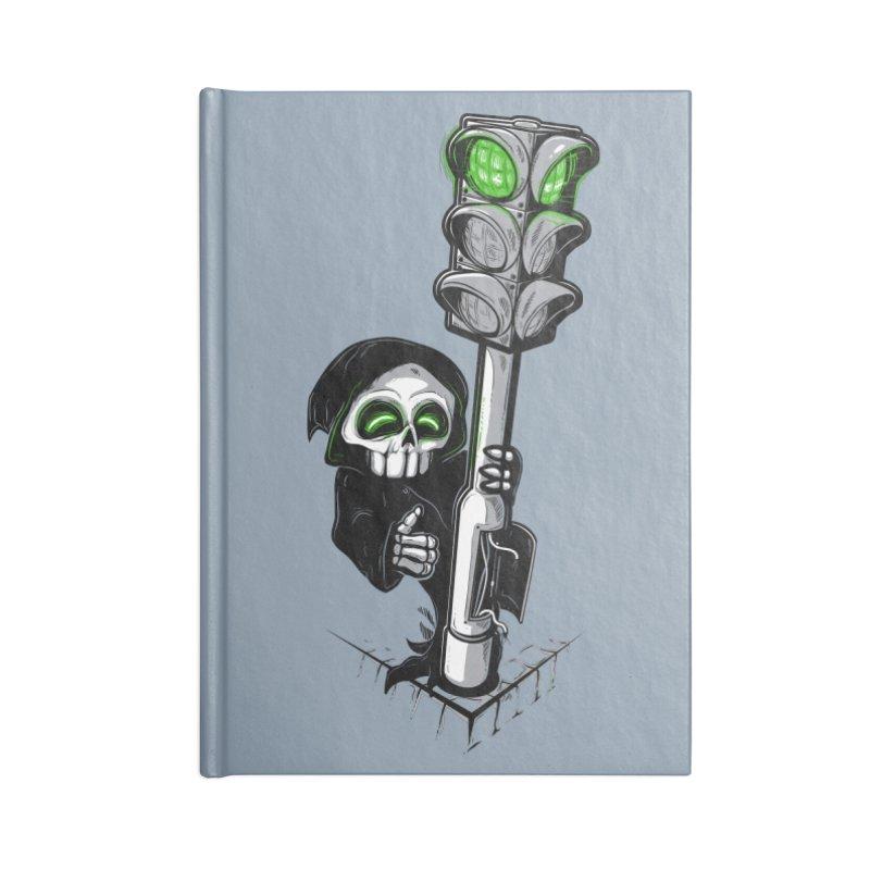 Traffic lights Accessories Notebook by Rax's Artist Shop