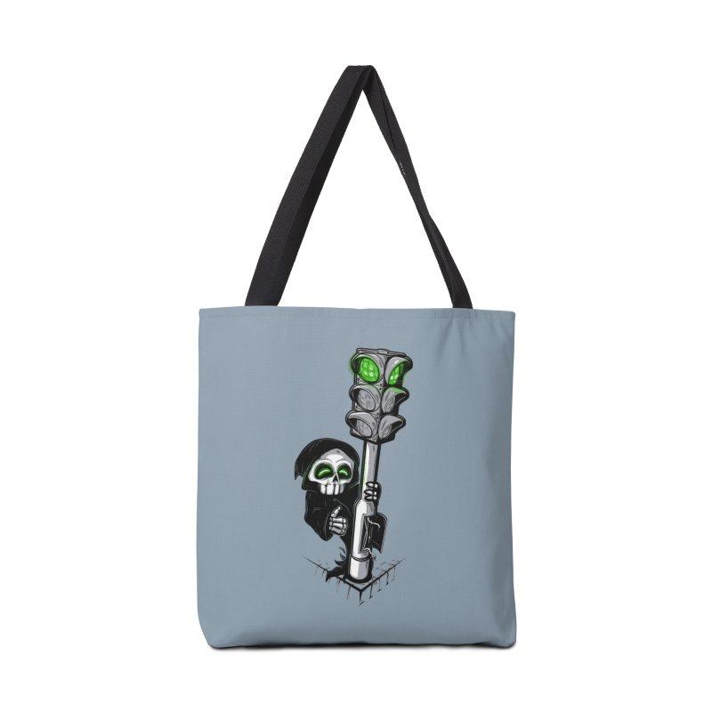 Traffic lights Accessories Bag by Rax's Artist Shop