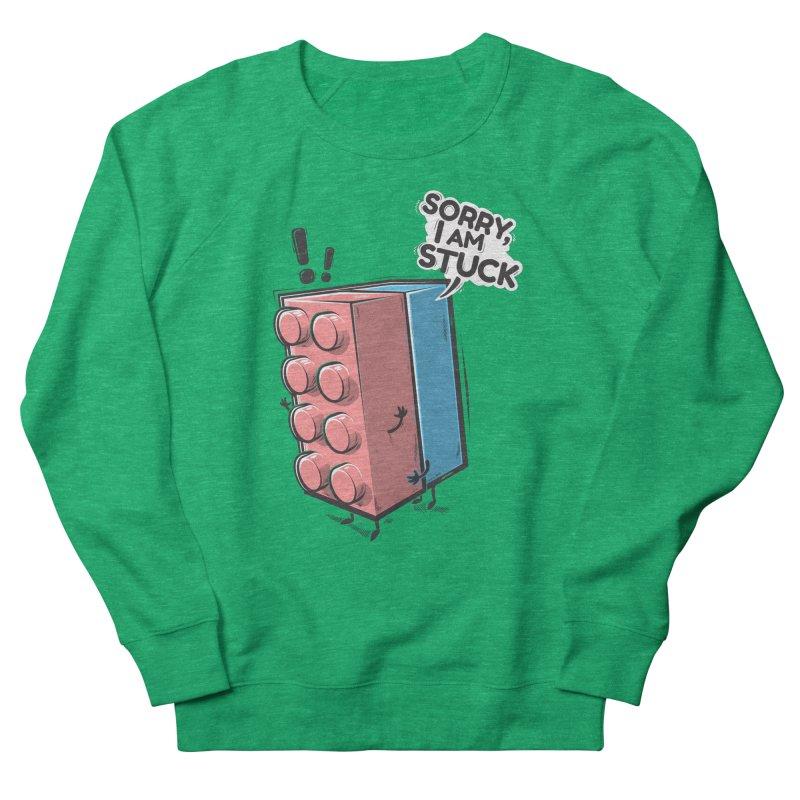 Stuck Women's Sweatshirt by Rax's Artist Shop
