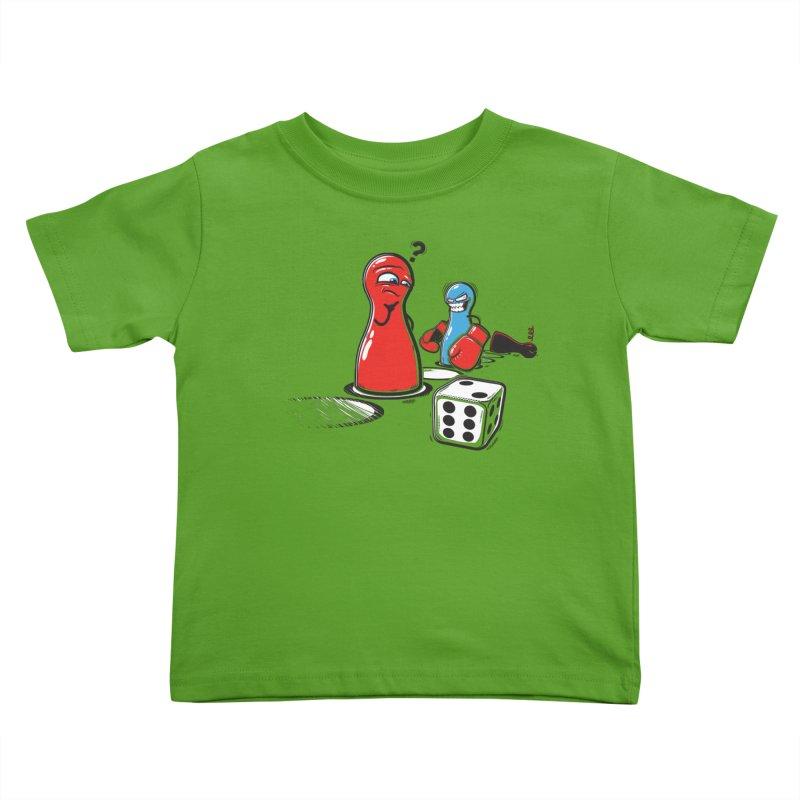 Sorry! Kids Toddler T-Shirt by Rax's Artist Shop