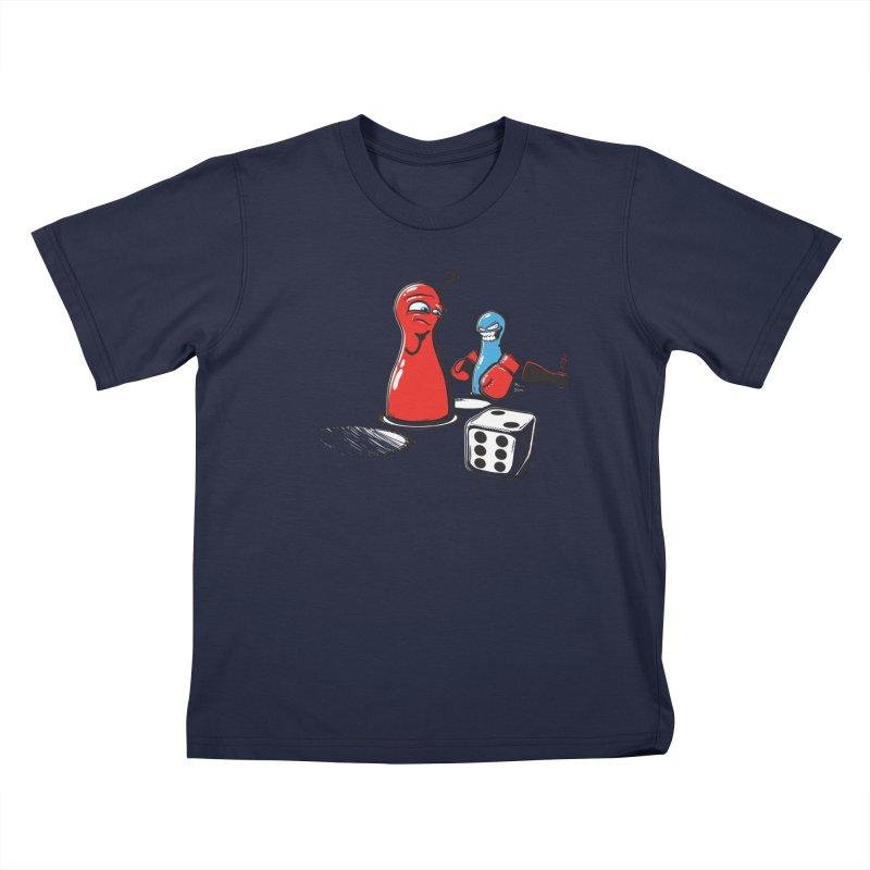 Sorry! Kids T-Shirt by Rax's Artist Shop