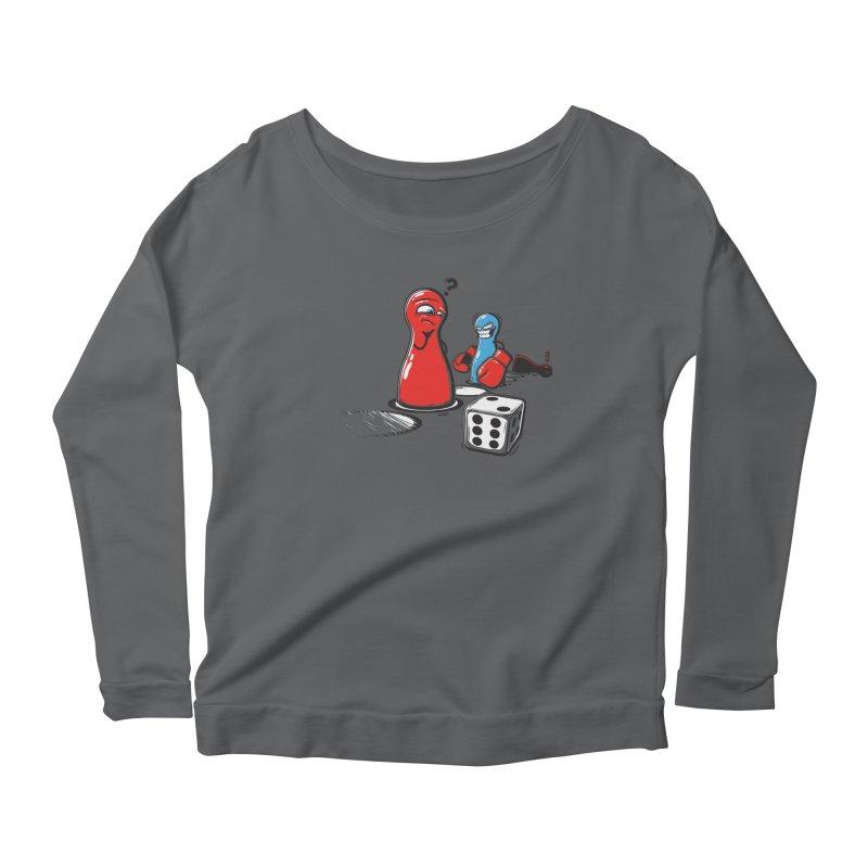 Sorry! Women's Longsleeve T-Shirt by Rax's Artist Shop