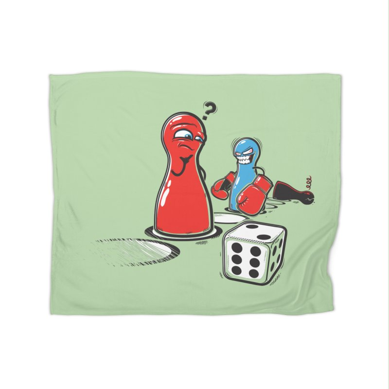 Sorry! Home Blanket by Rax's Artist Shop
