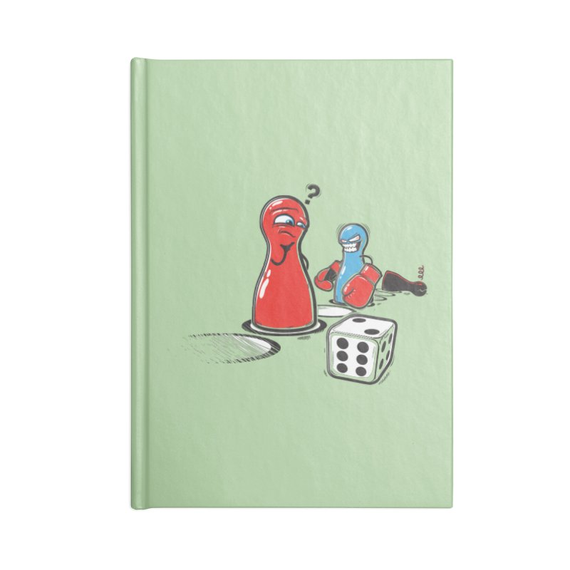 Sorry! Accessories Notebook by Rax's Artist Shop