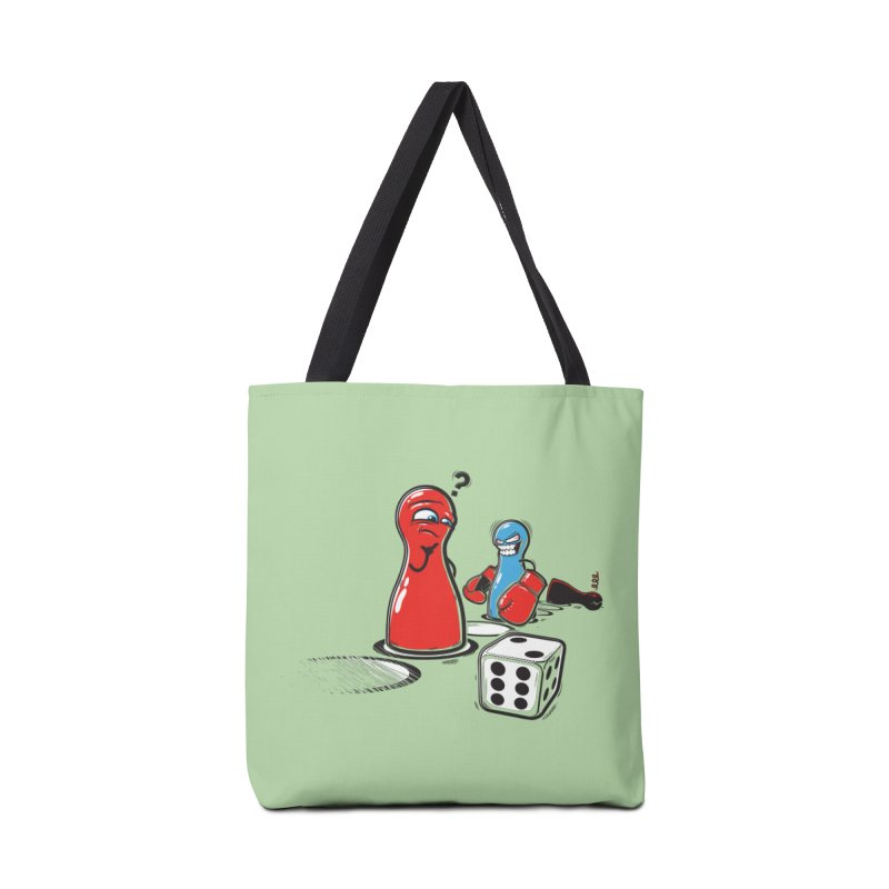 Sorry! Accessories Bag by Rax's Artist Shop