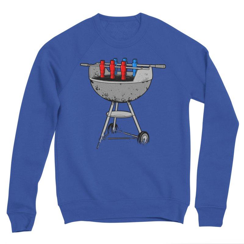 Grillball Men's Sweatshirt by Rax's Artist Shop