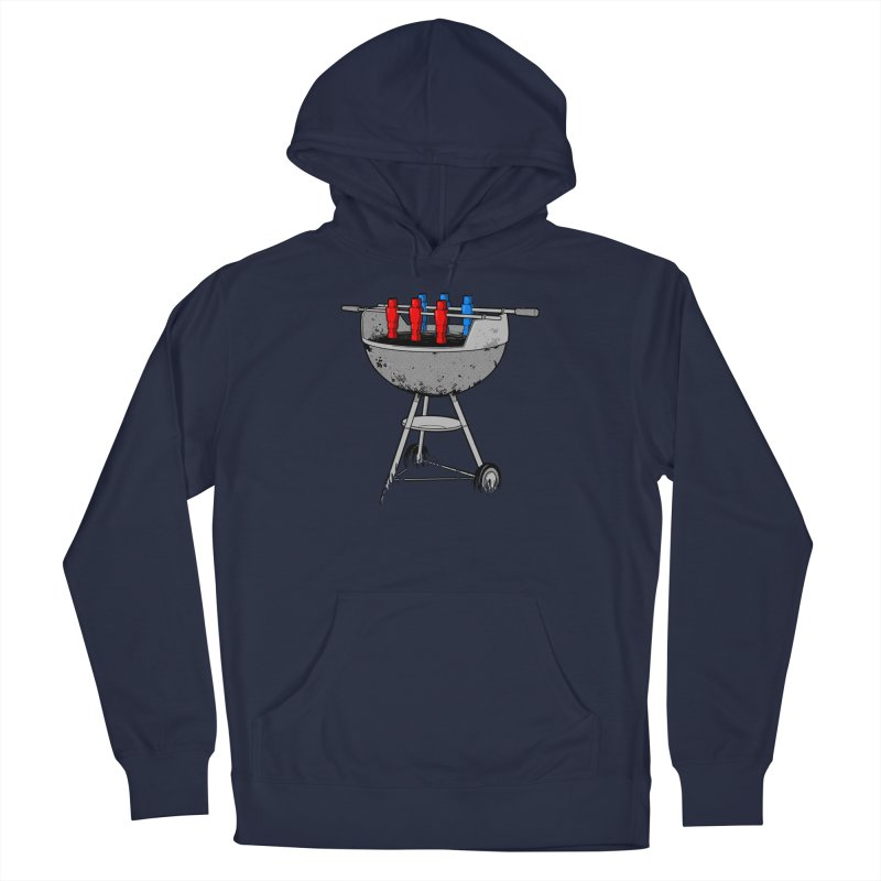 Grillball Men's Pullover Hoody by Rax's Artist Shop