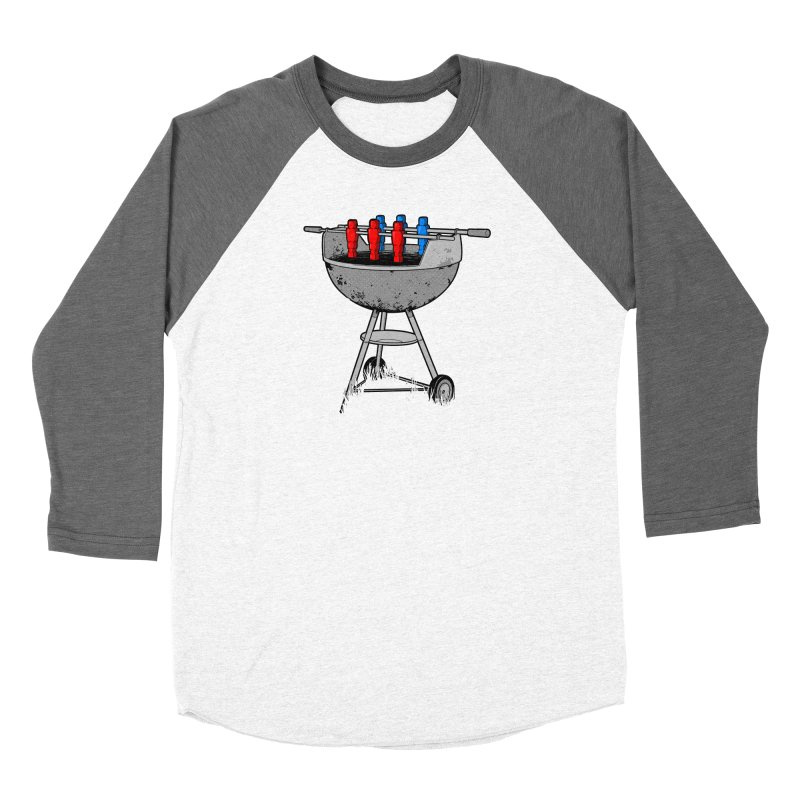 Grillball Women's Longsleeve T-Shirt by Rax's Artist Shop