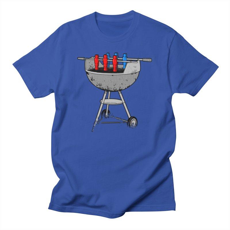Grillball Men's T-Shirt by Rax's Artist Shop