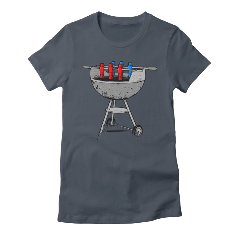 Grillball Women's T-Shirt by Rax's Artist Shop