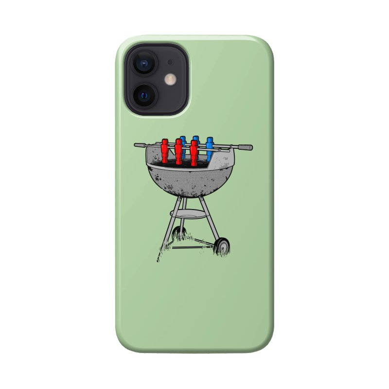 Grillball Accessories Phone Case by Rax's Artist Shop