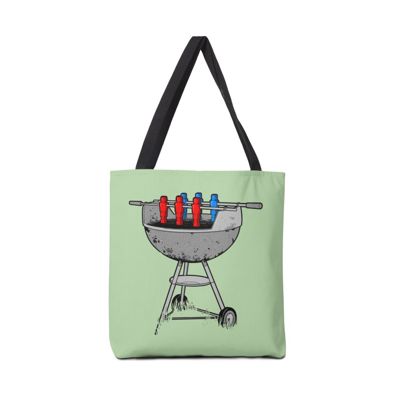 Grillball Accessories Bag by Rax's Artist Shop