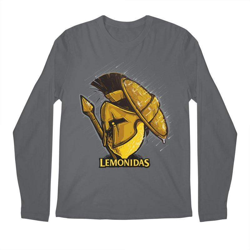 Lemonidas Men's Longsleeve T-Shirt by Rax's Artist Shop