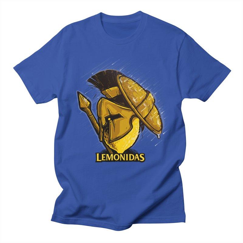 Lemonidas Men's T-Shirt by Rax's Artist Shop
