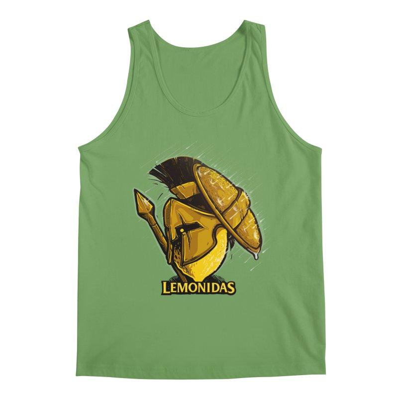 Lemonidas Men's Tank by Rax's Artist Shop