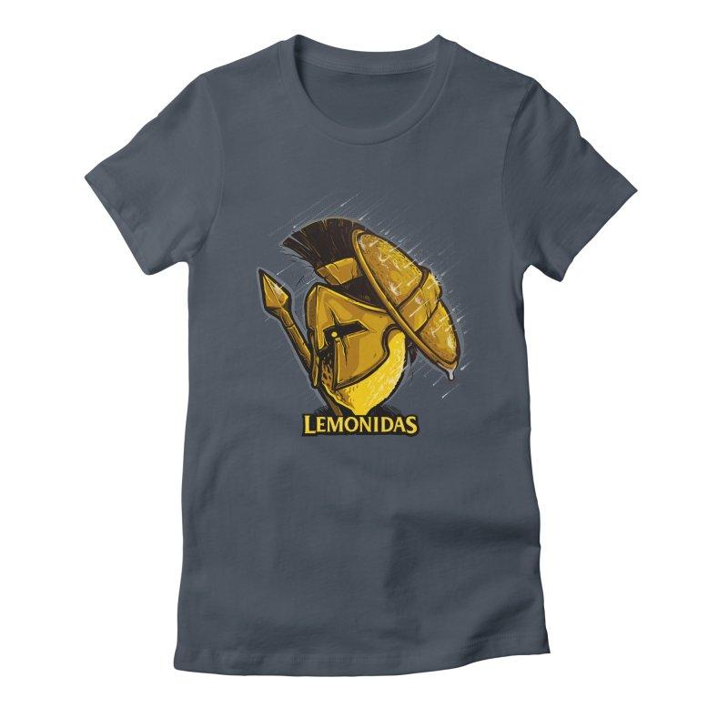 Lemonidas Women's T-Shirt by Rax's Artist Shop