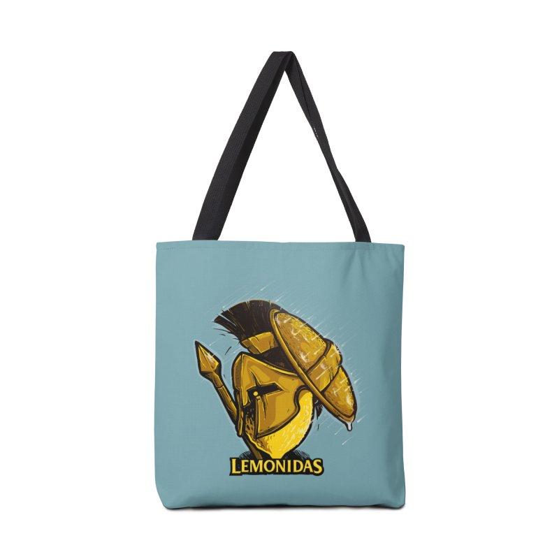 Lemonidas Accessories Bag by Rax's Artist Shop