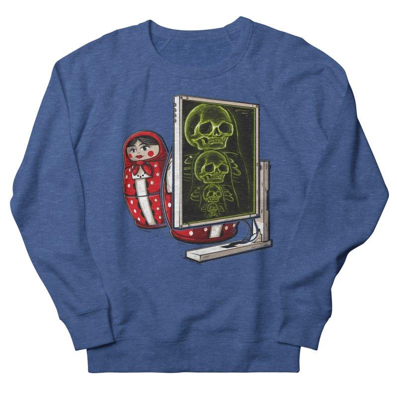 Matryoshka X-ray Men's Sweatshirt by Rax's Artist Shop