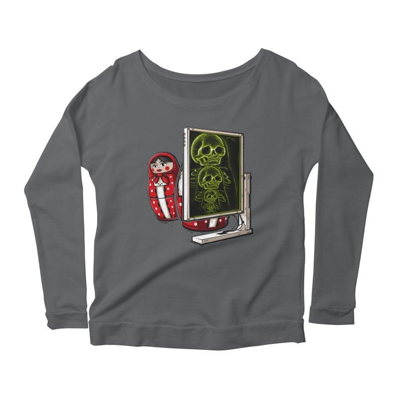 Matryoshka X-ray Women's Longsleeve T-Shirt by Rax's Artist Shop
