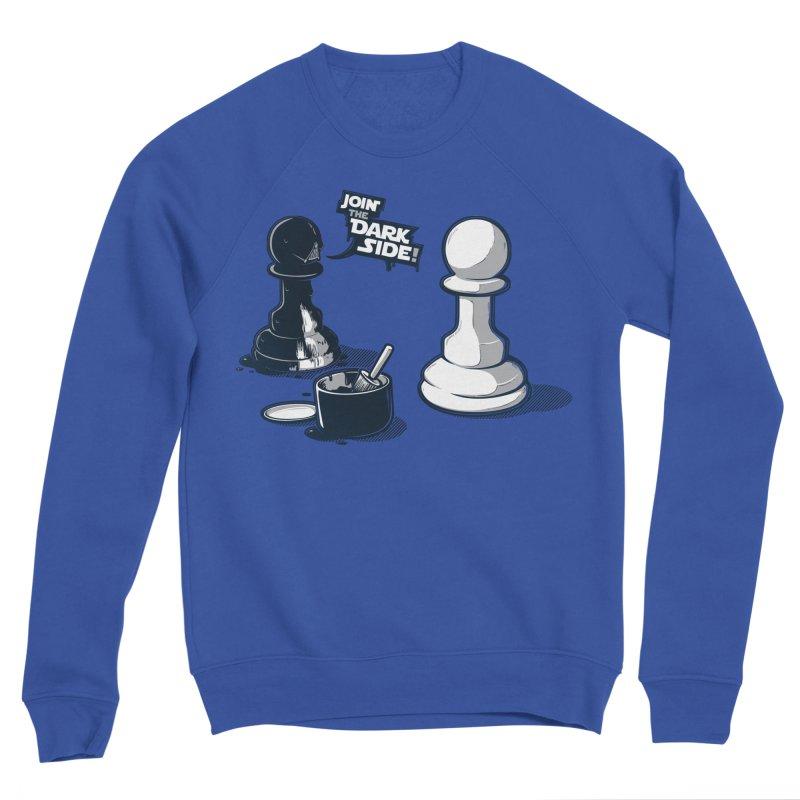 Join the dark side! Men's Sweatshirt by Rax's Artist Shop
