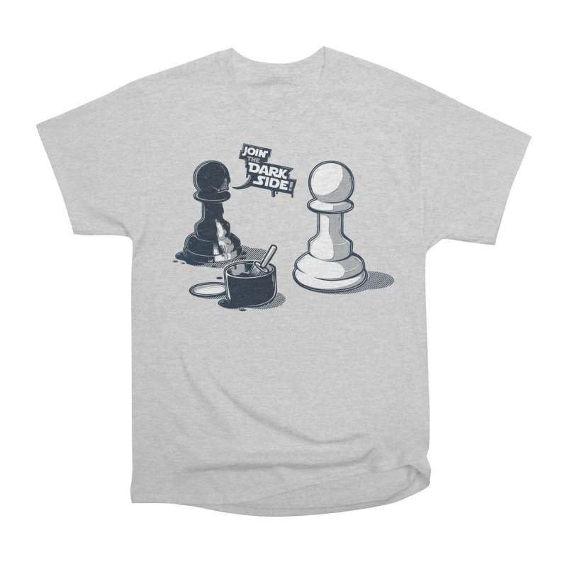 Join the dark side! Men's T-Shirt by Rax's Artist Shop