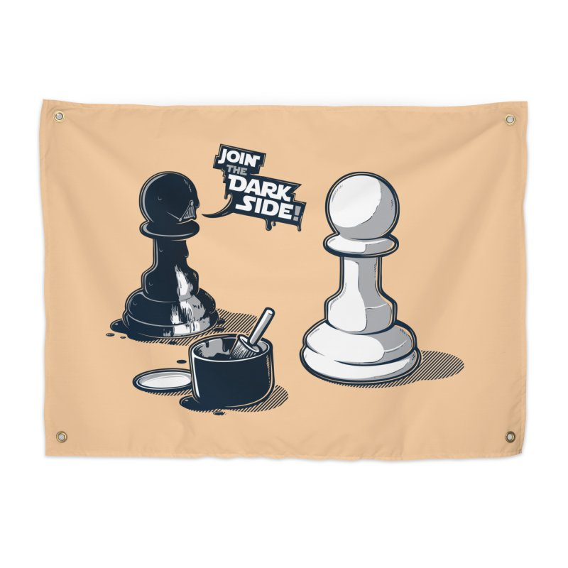 Join the dark side! Home Tapestry by Rax's Artist Shop