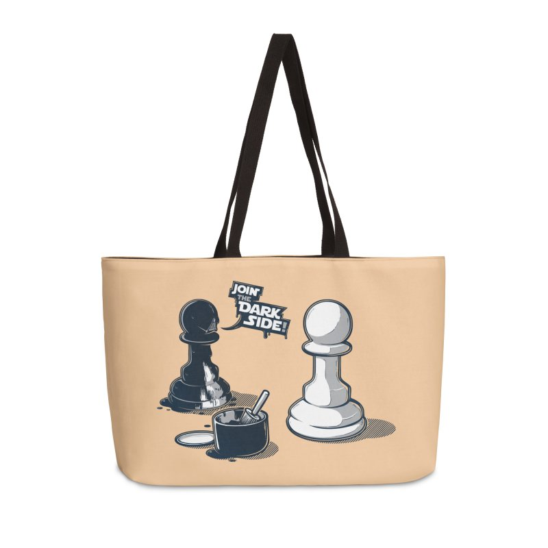 Join the dark side! Accessories Bag by Rax's Artist Shop