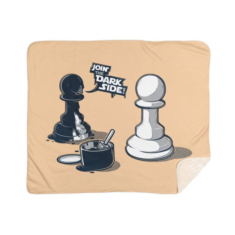 Join the dark side! Home Blanket by Rax's Artist Shop