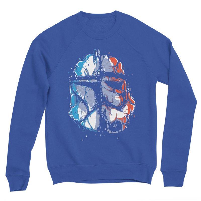 Republic vs Empire Men's Sweatshirt by Rax's Artist Shop