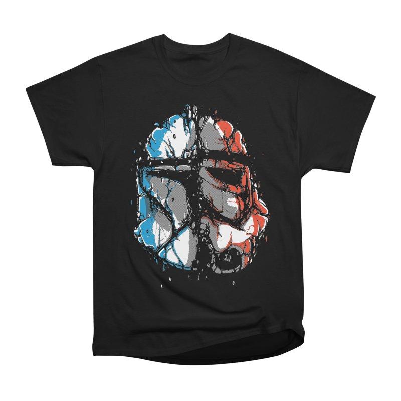 Republic vs Empire Men's T-Shirt by Rax's Artist Shop