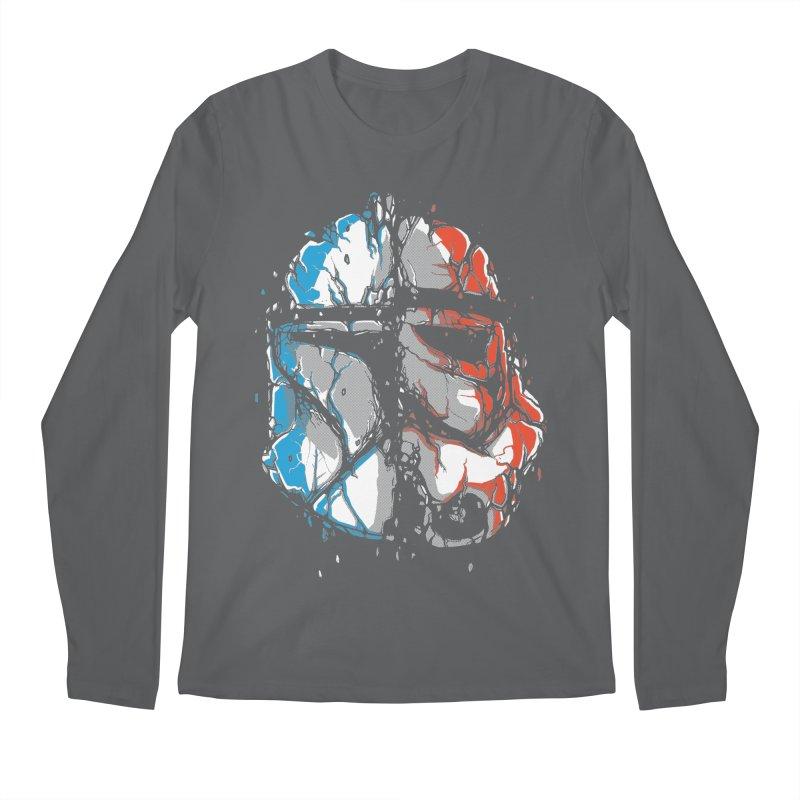Republic vs Empire Men's Longsleeve T-Shirt by Rax's Artist Shop