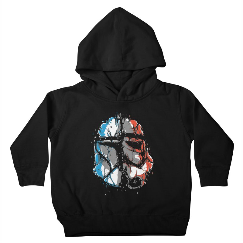 Republic vs Empire Kids Toddler Pullover Hoody by Rax's Artist Shop