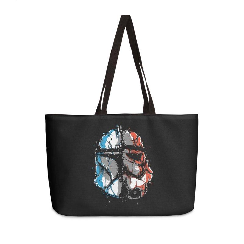 Republic vs Empire Accessories Bag by Rax's Artist Shop