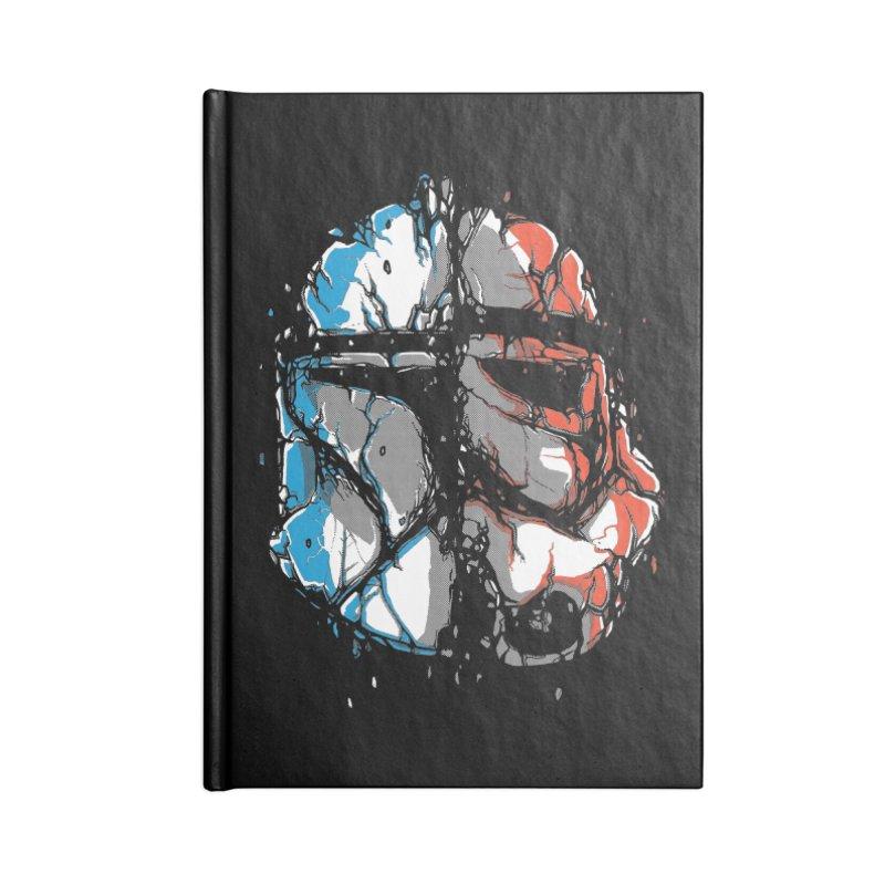 Republic vs Empire Accessories Notebook by Rax's Artist Shop