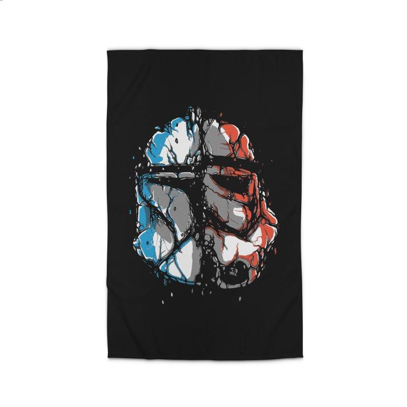 Republic vs Empire Home Rug by Rax's Artist Shop