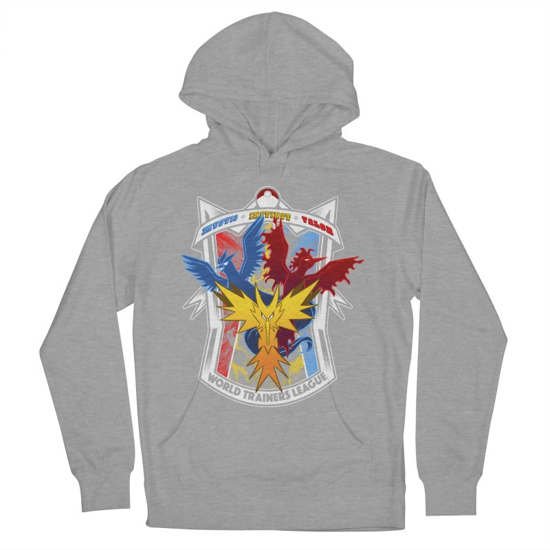 World Trainers League Women's Pullover Hoody by RazCity's Artist Shop