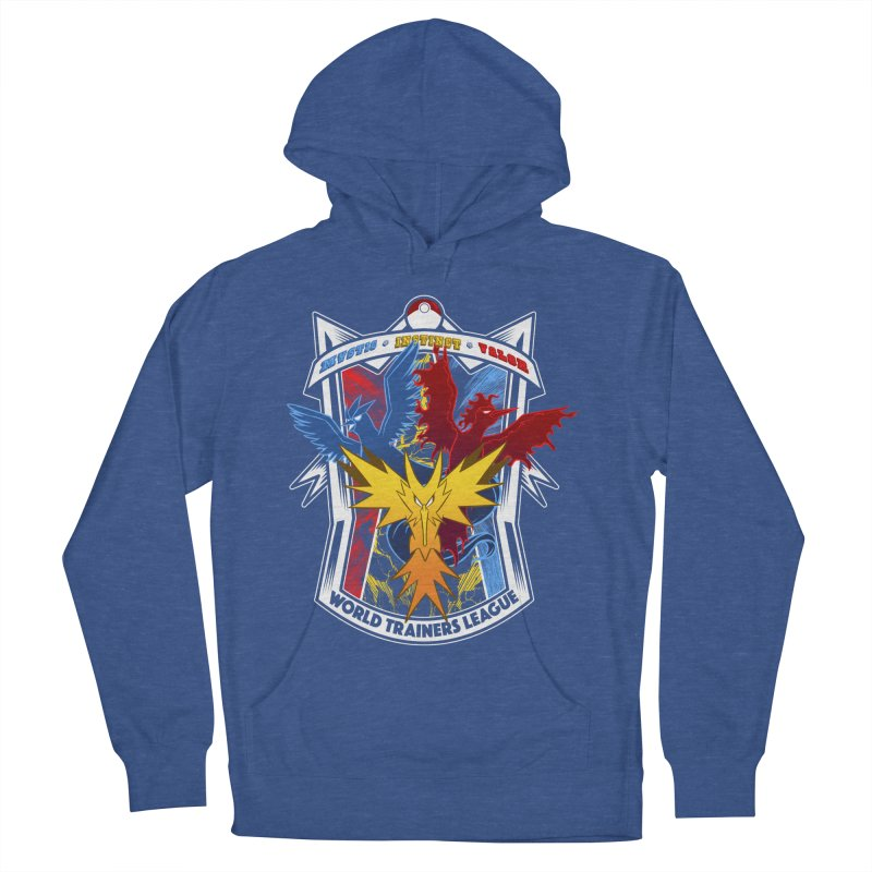 World Trainers League Men's Pullover Hoody by RazCity's Artist Shop