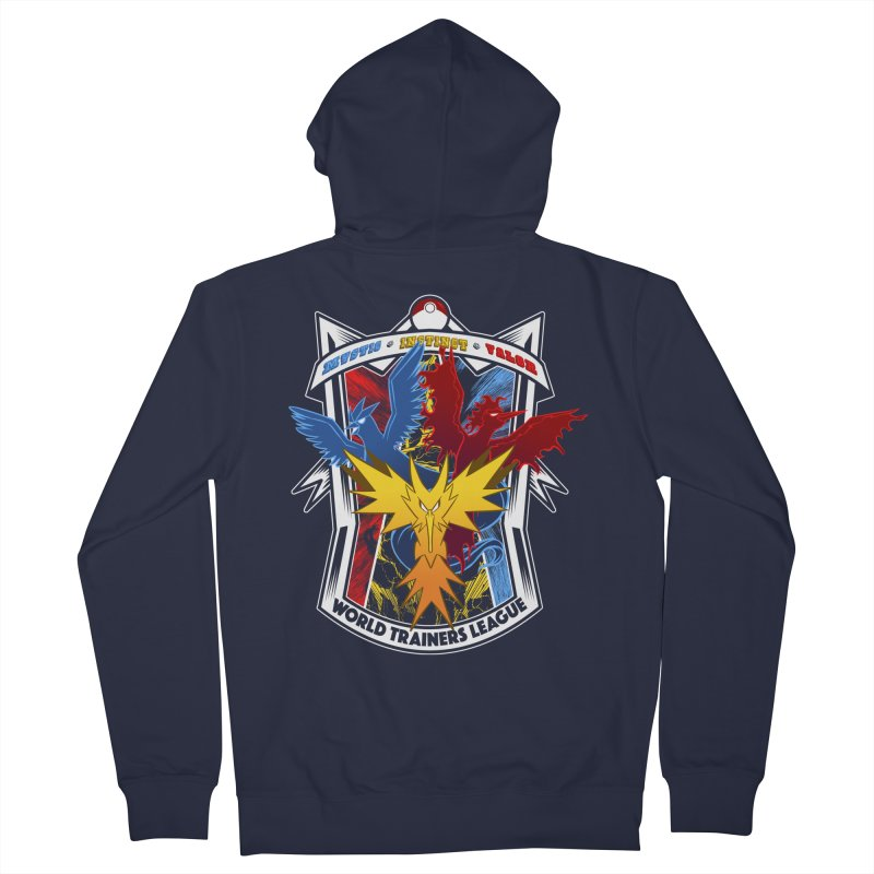 World Trainers League Women's Zip-Up Hoody by RazCity's Artist Shop