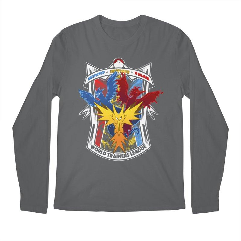 World Trainers League Men's Longsleeve T-Shirt by RazCity's Artist Shop